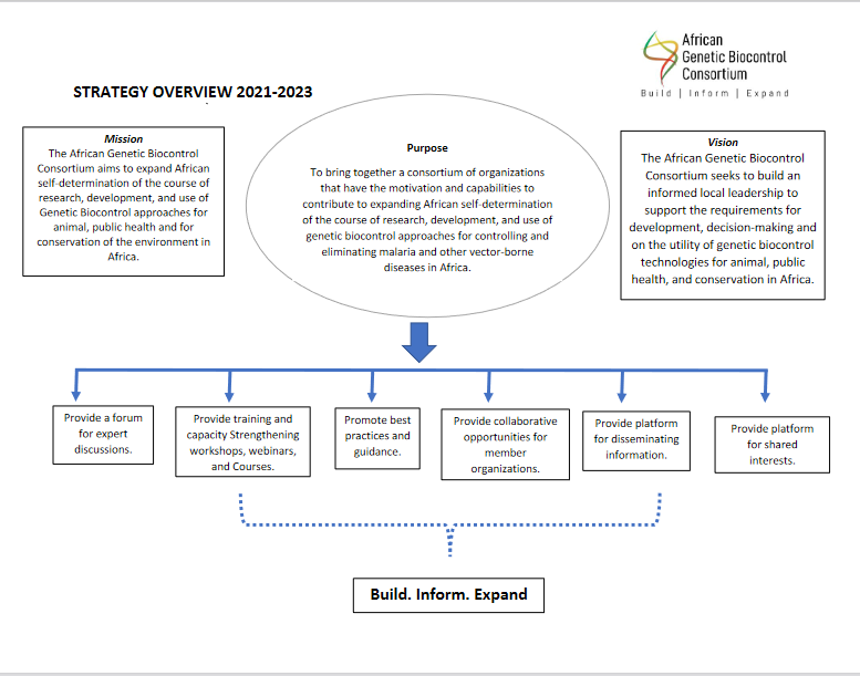 Summary of Strategy for African Genetic Biocontrol Consortium pdf