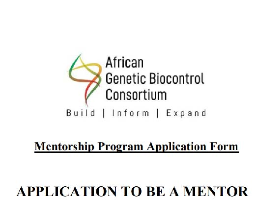 application to be a mentor
