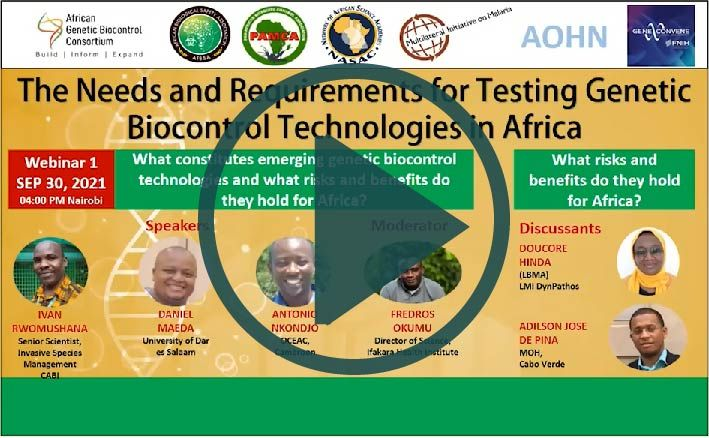 Geneticbioconsortium africa webinar series 1